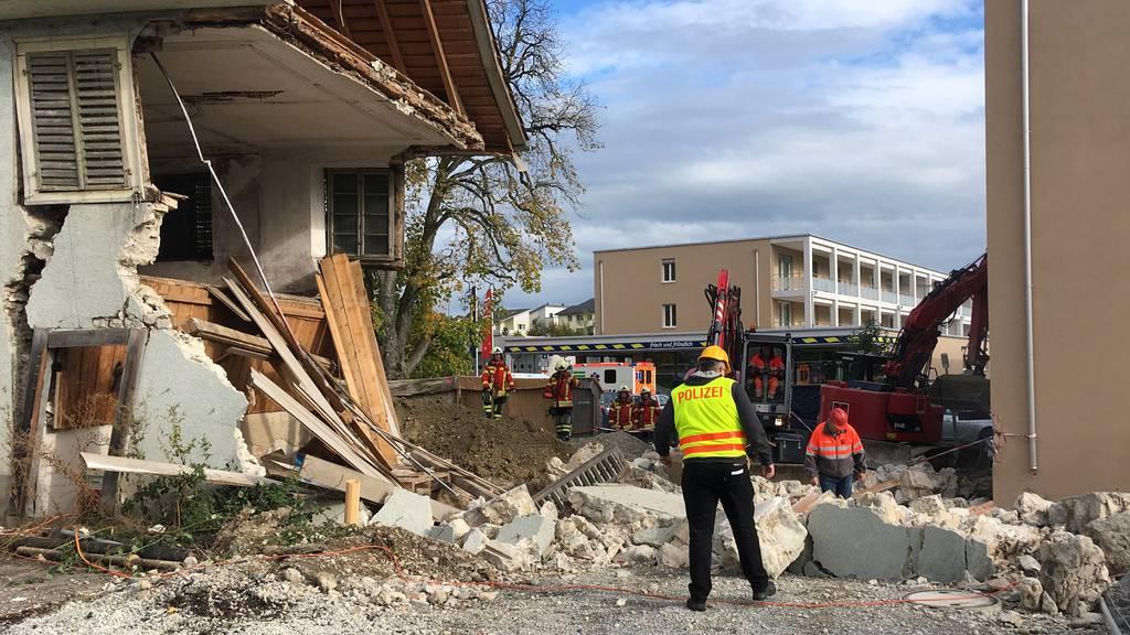 Bauarbeiter stirbt bei Einsturz – Bauleiter verurteilt