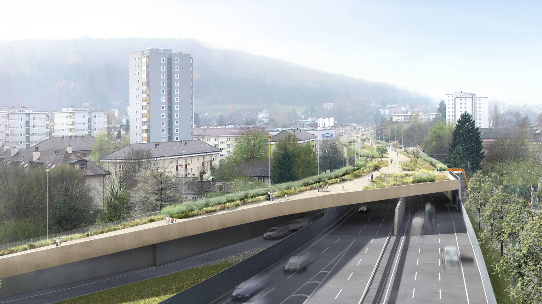 HighlinevonZürich_ASTRA Infrastrukturfiliale Winterthur
