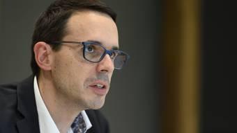 Erachtet die Lage in der Schweiz derzeit als stabil: Stefan Kuster – der neue «Mister Corona» des Bundes, der bald schon wieder abtreten wird.