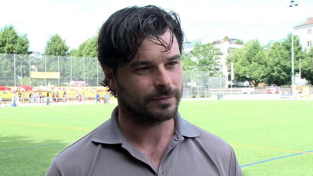 Thun-Trainer Sforza beim Burkhalter-Cup zum ersten Mal an der Seitenlinie