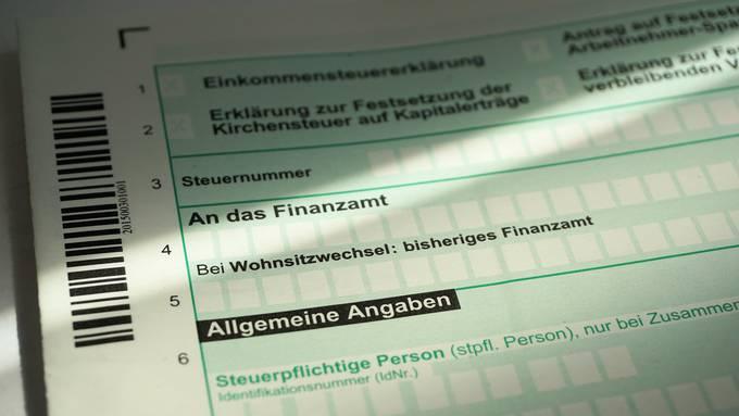 Konsumenten-Tipp: Steuererklärung
