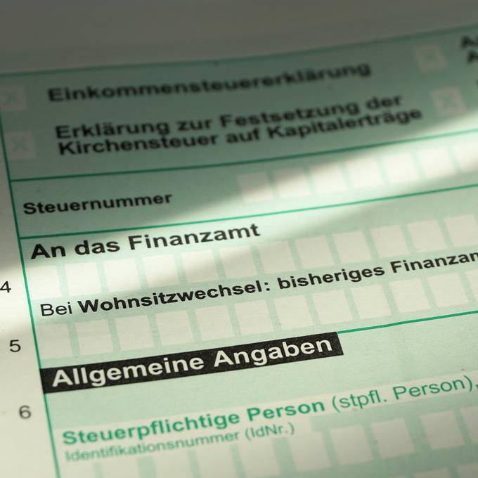 Notwendiges Übel: Steuererklärung