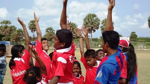 FC Basel hilft in Sri Lanka