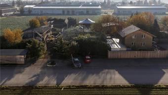 Landbesetzer, nicht Landbesitzer: René Stricklers Raubtierpark besetzt seit Jahren bestes Industrieland in Subingen. Der Landbesitzer muss warten –trotz Gerichtsurteilen zu seinen Gunsten.