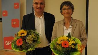 Die Delegierten der SP-Baselland bestimmten ihre Kandidaten für die Regierungsratswahlen.