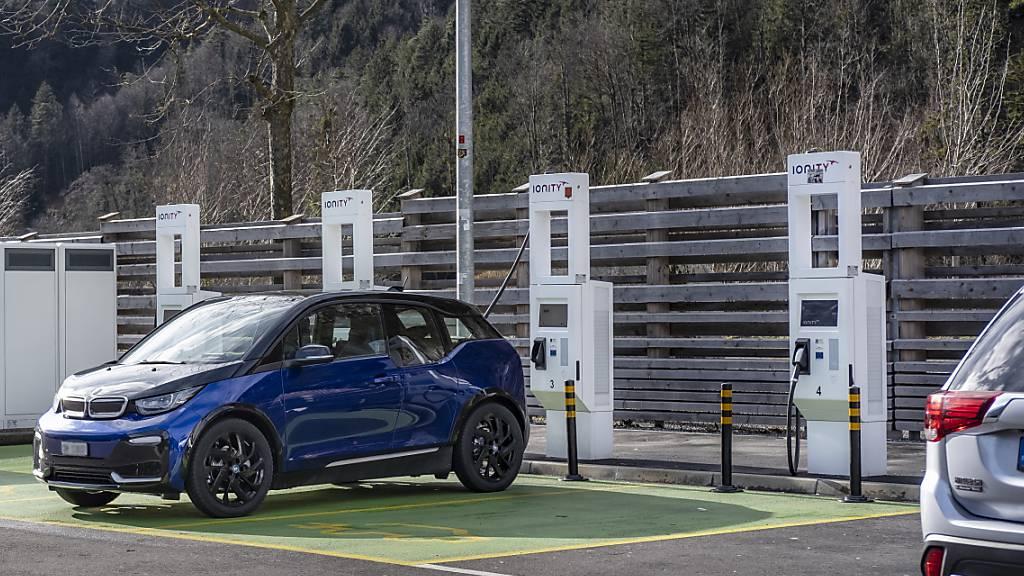 Jedes 10. in der EU verkaufte Auto ist elektrisch. (Symbolbild)