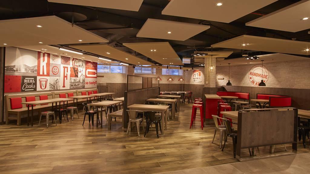 FM1-Land erhält erstes KFC-Restaurant