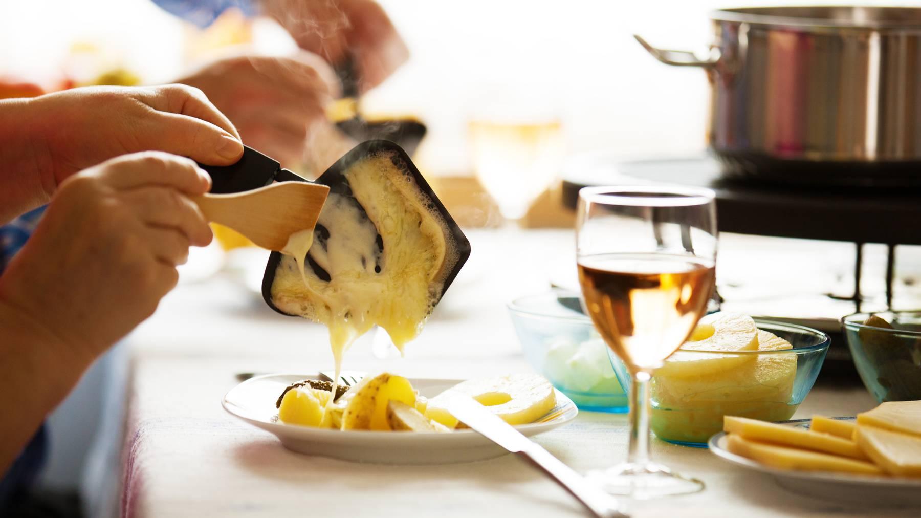 Raclette ist Liebe, Raclette ist Leben