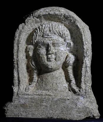 Göttin aus Stein