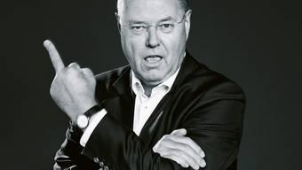 Kanzlerkandidat Peer Steinbrück auf dem Cover des SZ-Magazins