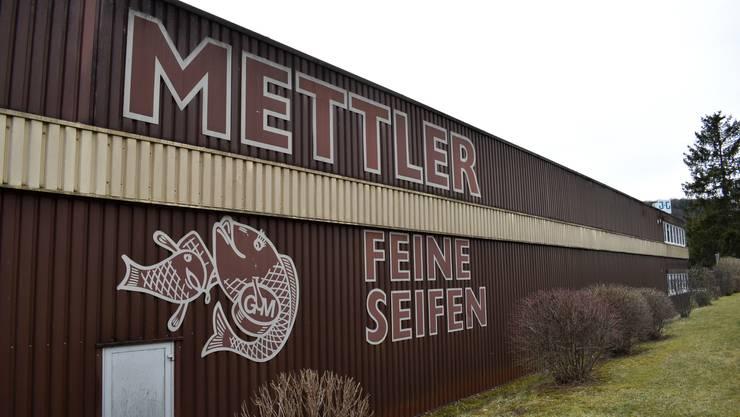 Das Traditionsunternehmen Mettler-Seifen bleibt in Hornussen.