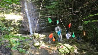 Eröffnung des Skulpturenwegs in Selzach