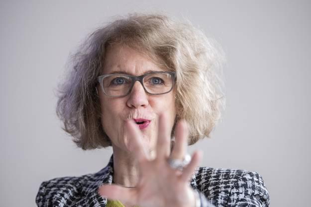 Zürichs Stadtpräsidentin Corine Mauch wurde ebenfalls mit dem Tod gedroht.