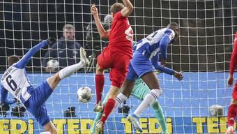 Thomas Müller bricht für Bayern München den Bann zum Rückrunden-Auftakt gegen Hertha Berlin