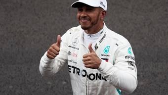 Lewis Hamilton feierte in Katalonien seinen zweiten Saisonsieg