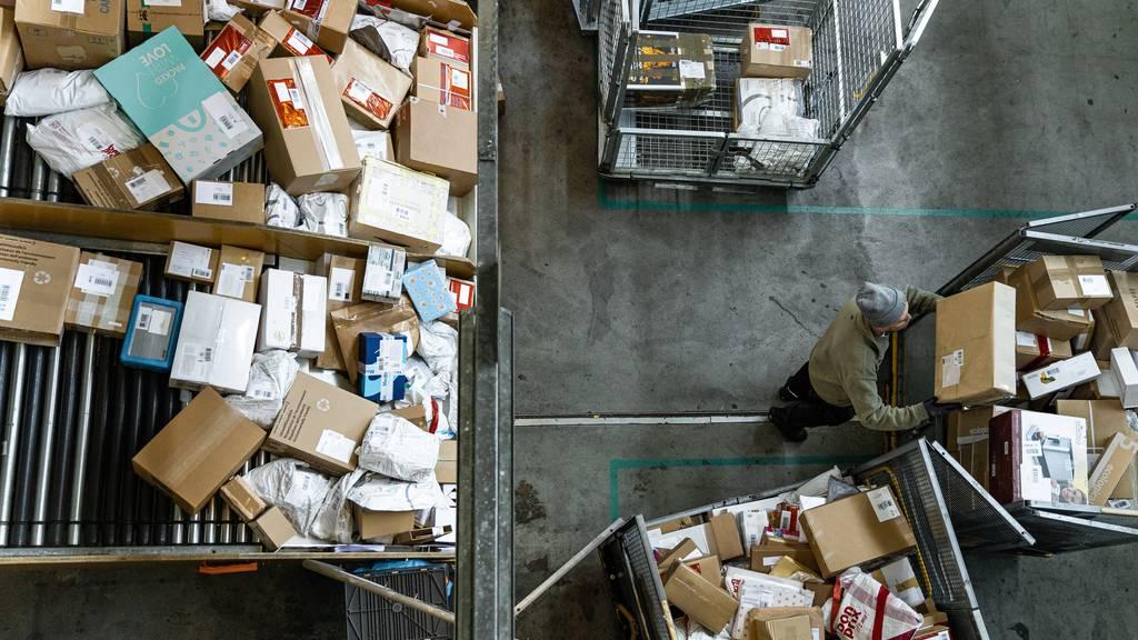 Nach Protest der Versandhändler: Post führt vorerst keine Kontingente für Pakete ein