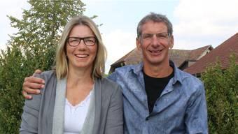 Eben erst aus Vancouver zurückgekehrt: Gemeindepräsidentin Monika Schenker-Eisenring mit Gatte Christoph Schenker.