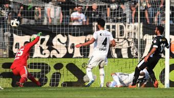 FC Lugano - FC Basel (30.09.2018)