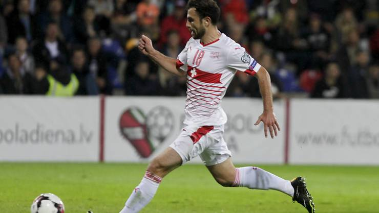 Admir Mehmedi ist einer der Schweizer Dauersieger