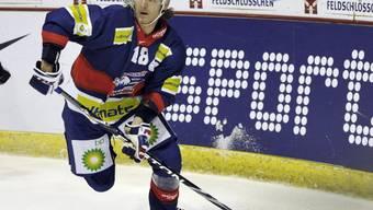 Ahren Spylo wieder zurück auf Schweizer Eis