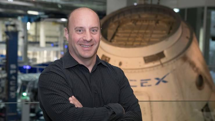 «Zentral sind zwei Aspekte», sagt Garrett Reisman über den Flug zum Mars: «Geld und der Wille, ein Risiko einzugehen.»