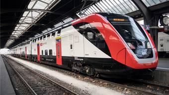 Umfrage: Was Passagiere der Linie Zürich–Lenzburg/Aarau sagen