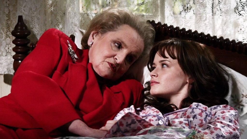 """Grosse Ehre: Madeleine Albright hatte einen Gastauftritt in *Gilmore Girls""""."""