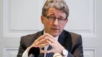 SVP-Nationalrat Heinz Brand: «Als Referenzgrösse bin ich in der Partei nach wie vor sehr gefragt.»