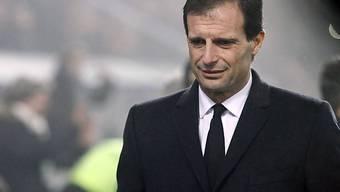 Massimiliano Allegri ist nicht mehr Trainer bei Milan
