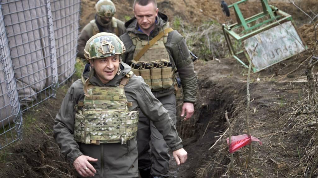 Zwei Jahre Präsident Selenskyj: Das uneingelöste Versprechen