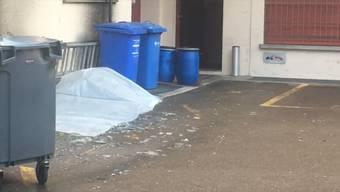 In Zürich Wiedikon hat es am Donnerstagmorgen im Untergeschoss eines Hauses gebrannt. Dabei wurde eine tote Person gefunden. Dieses Video wurde am 3. Januar erstmals veröffentlicht.