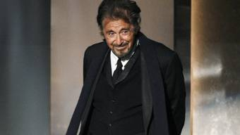 """Zweite Fernsehrolle: Al Pacino spielt in der Serie """"The Hunt"""" den geheimnisvollen und mächtigen Meyer Offerman. (Archiv)"""