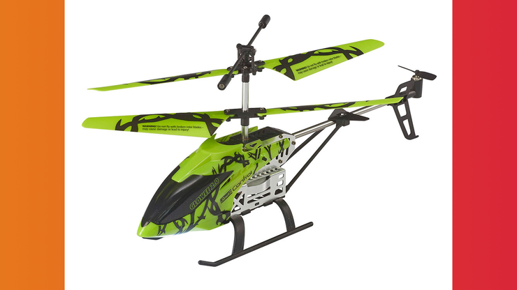 Wunsch-Nr. 81, Abulfazi, 10 Jahre, Revell RC Helikopter Glowee 2.0 3CH, Manor, CHF 44.90