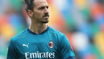 Zlatan Ibrahimovic ist aktuell der Erfolgsgarant der AC Milan