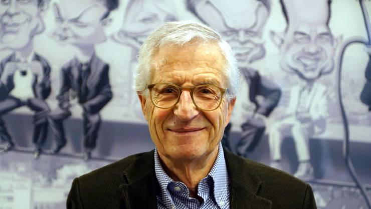 Rolf Lyssy, Regisseur von «Die Schweizermacher».