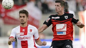 Sandro Wieser spielt gegen den FCZ nicht.
