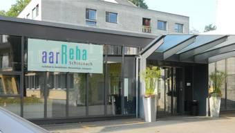 Die Bettenkapazität der aarReha beträgt nach dem Ausbau 121 Betten.