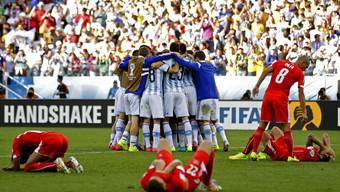 Argentinien-Schweiz, Achtelfinal: Die Bilder zum Spiel