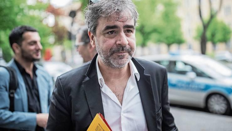 Wegen angeblicher Propaganda zu einer Haftstrafe in der Türkei verurteilt: Der Journalist Deniz Yücel.