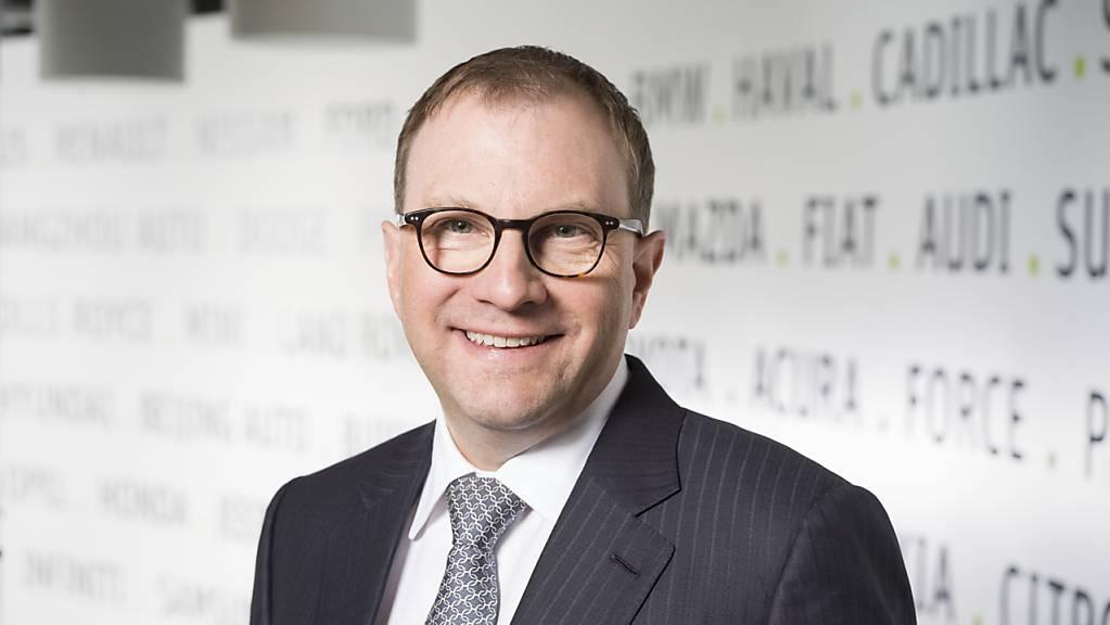Der langjährige CEO Martin Hirzel verlässt Autoneum. (Archivbild)