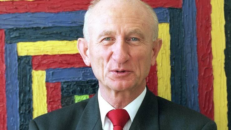 Henri B. Meier investiert in Start-ups - und in den Zukunftsfonds Schweiz.