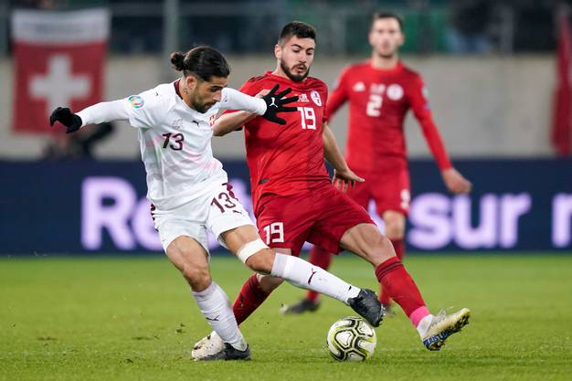 Seine Zukunft in Mailand ist fraglich: Ricardo Rodriguez verliert je länger je mehr seine Stilsicherheit, weil er bei der AC Milan nicht mehr zum Einsatz kommt.