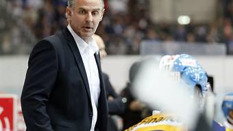 Harte Zeiten für Klotens Cheftrainer Felix Hollenstein