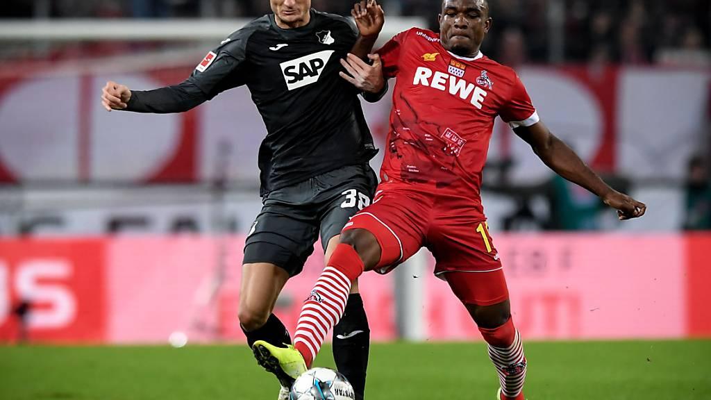 Hoffenheim mit fünftem Sieg in Serie
