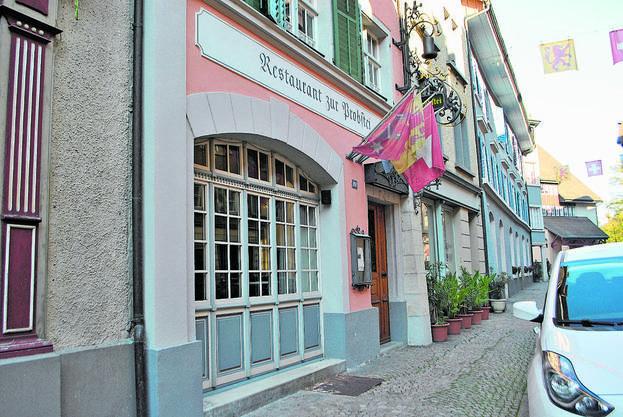 Laufenburg, 27. November: Für die «Probstei» in der Laufenburger Altstadt wird ein neuer Wirt gesucht. Pinar und Cemil Dindar verlassen das Lokal nach einem Jahr.