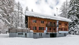 Das Ferienhaus der Oensinger in Bellwald soll die Bürgergemeinde kaufen.