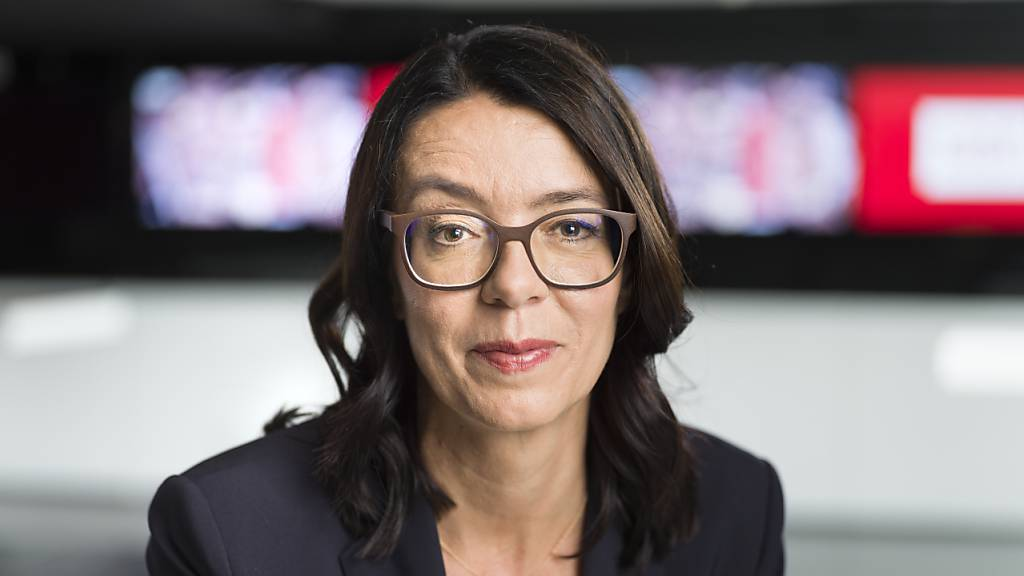 Nathalie Wappler, die Direktorin von Schweizer Radio und Fernsehen, verteidigt die Expansion von SRF in die digitale Welt. (Archivbild)