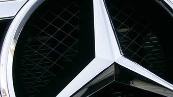 Bei Daimler ist die Krise noch nicht vorbei (Archiv)