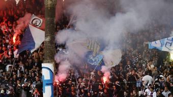 Geht es nach der Swiss Football League sollen Rayonverbote gegen Hooligans für die ganze Schweiz gelten (Symbolbild)