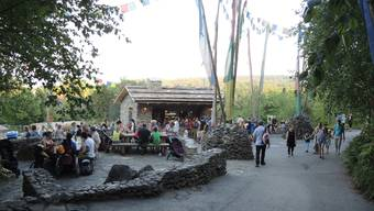 """Die """"Dreamnight ath the Zoo"""" wurde zum zehnten Mal durchgeführt. Bild: Zoo Zürich"""